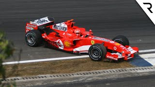 10 F1 cars that were a massive disappointment