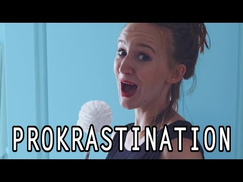 Prokrastination - ORIGINAL MUSIC VIDEO  by mirellativegal
