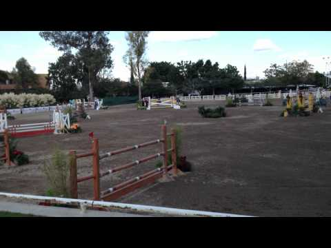 SANTIAGO VALLARTA - ZAMPANO - 1.40m GUADALAJARA COUNTRY CLUB 30-09-2012