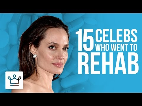 15 Celebrities You Didn't Know Went To Rehab