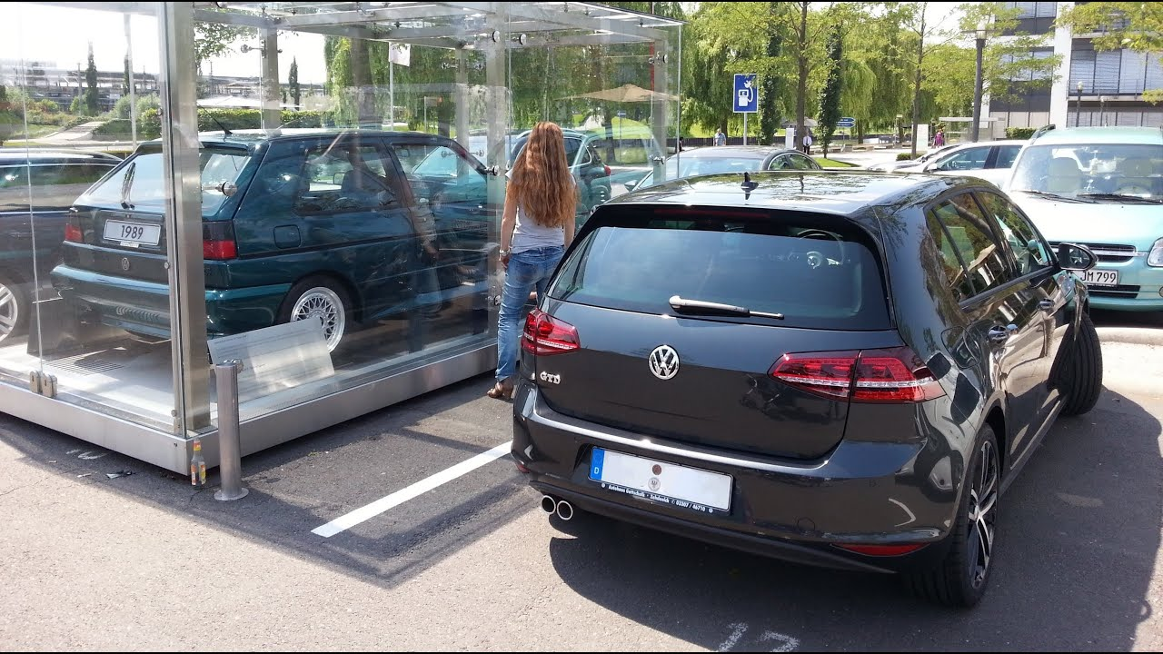 vw golf 7 vii gtd soundcheck 2 golf vii mk 7 mit sound. Black Bedroom Furniture Sets. Home Design Ideas