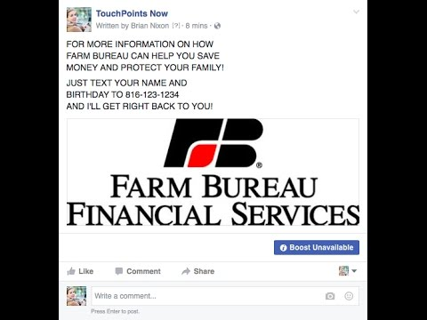 TouchPoints Farm Bureau Demo