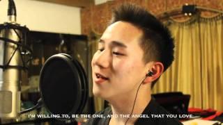 Tong Hua (童话) Cover - English/Chinese + Violin/Trumpet by Jason Chen & J Rice thumbnail