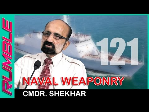 Cutting edge weapons of the Indian Navy - DEFENCE (Navy) Knowledge Series - Cmdr. Shekhar