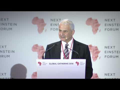 Driving Innovation through Africa's Digital Economy #NEF2018
