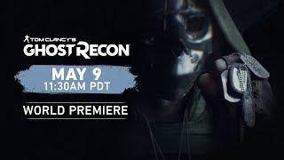 Ghost Recon World Premiere