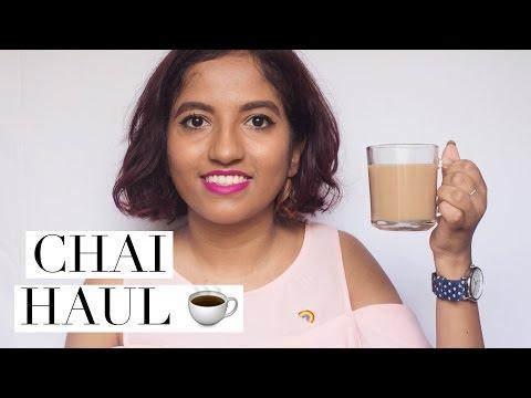 Chai (Tea) Haul // Magali Vaz