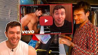 私が主演しているコナーマーフィーミュージックビデオに反応する(どうやら)