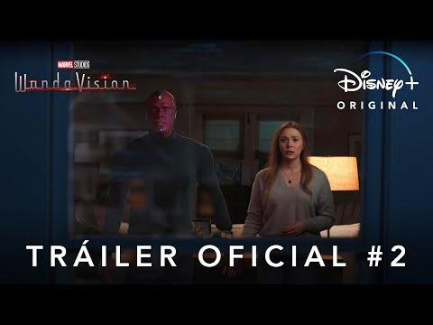 WandaVision | Marvel Studios | Tráiler Subtitulado | Disney+