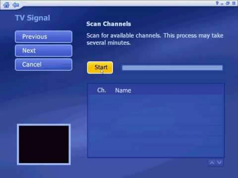 how to set up channel scanning How to perform an autoscan on a vizio tv o antenna or direct‐from‐wall cable—press the channel up and channel down.
