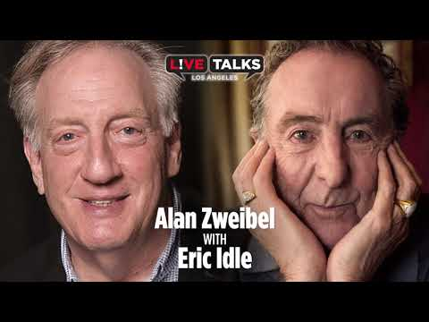 Alan Zweibel in conversation with Eric Idle at Live Talks Los Angeles