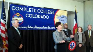 Denver Metro Chamber of Commerce CEO Kelly Brough