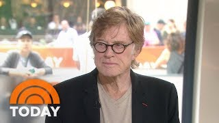 Robert Redford Talks About Reuniting With Jane Fonda In 'Our Souls At Night' | TODAY