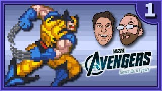 Avengers: United Battle Force | Tiger Shark | Part 1 - Game Devs Play Games