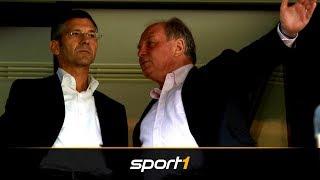 Neuer FCB-Boss Hainer: Aus dem Hoeneß-Schatten an die Spitze | SPORT1