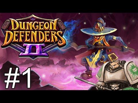 Dungeon Defenders 2 [Sponsored] -  Part 1