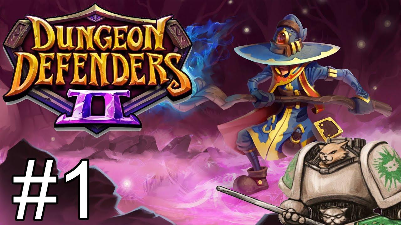 Dungeon Defenders 2 [Sponsored] –  Part 1