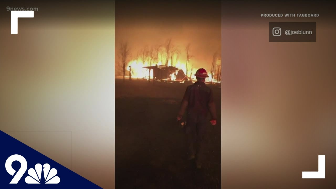 East Troublesome Fire explodes to 125677 acres
