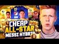 INSANE ALL STAR MLS CHEAP MESSI HYBRID!! - FIFA 16 ULTIMATE TEAM