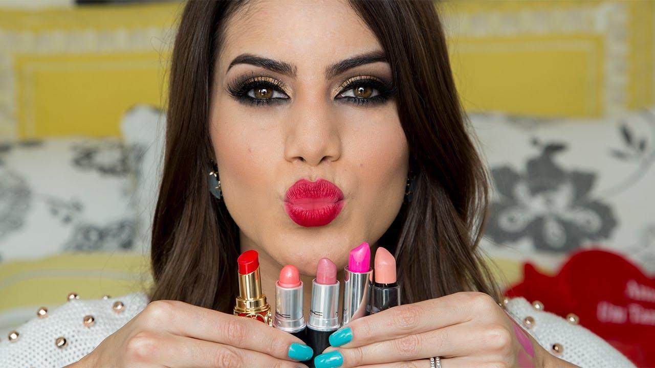 Populares Favorite Summer Lipsticks with Camila Coelho - YouTube ML48