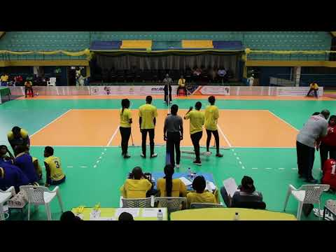 EGY vs RWA (Women's final) - Africa Championship 2017