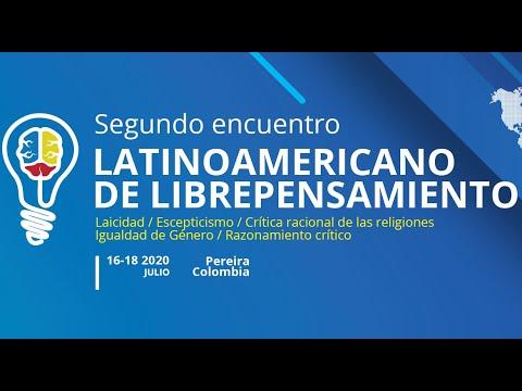 Invitación Al Segundo Encuentro Latinoamericano De Librepensamiento 2020