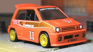 /'85 Honda City Turbo II SALE Hot Wheels Japan Car Culture HB12