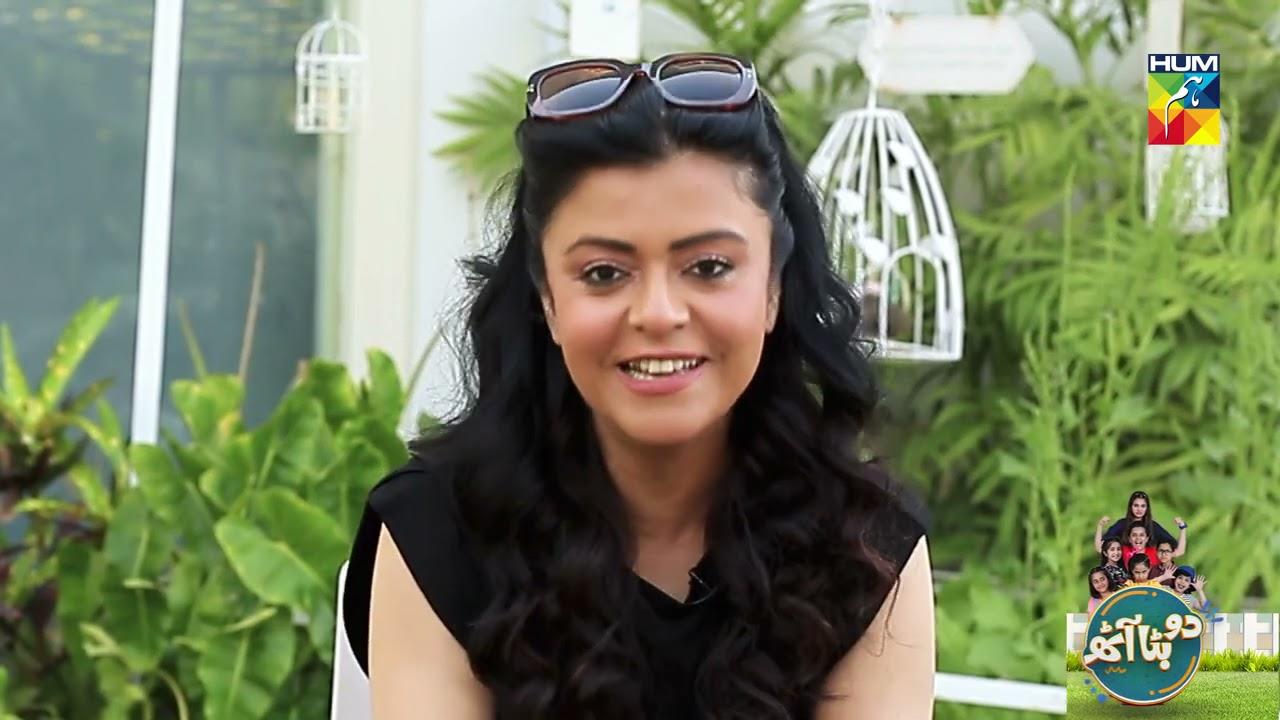 Maria Wasti | Interview | 2 Batta 8 | Eid Special | HUM TV Telefilm