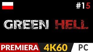 Green Hell PL  odc.15 (#15) FABUŁA  Uratowani? | Gameplay po polsku