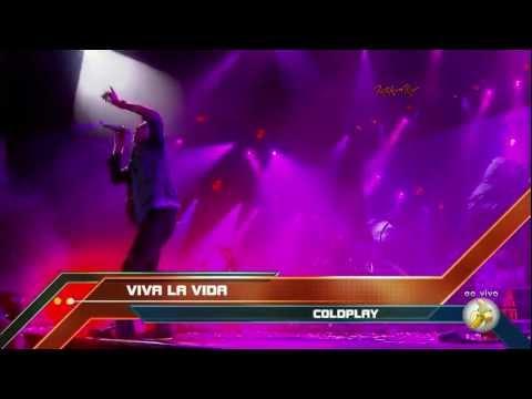 Coldplay (HD) - Viva La Vida (Rock In Rio 2011)