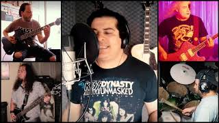 "Kiss ""King of Hearts"" Cover By Andy Buonfrate, Benji LiRock, Rodrigo Burotto,Seba Rivera & Rod Cerda"