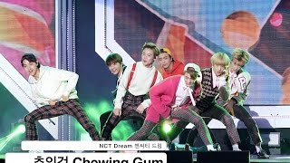 Video NCT Dream 엔씨티 드림[4K 직캠]츄잉검 Chewing Gum@20161015 Rock Music download MP3, 3GP, MP4, WEBM, AVI, FLV April 2018