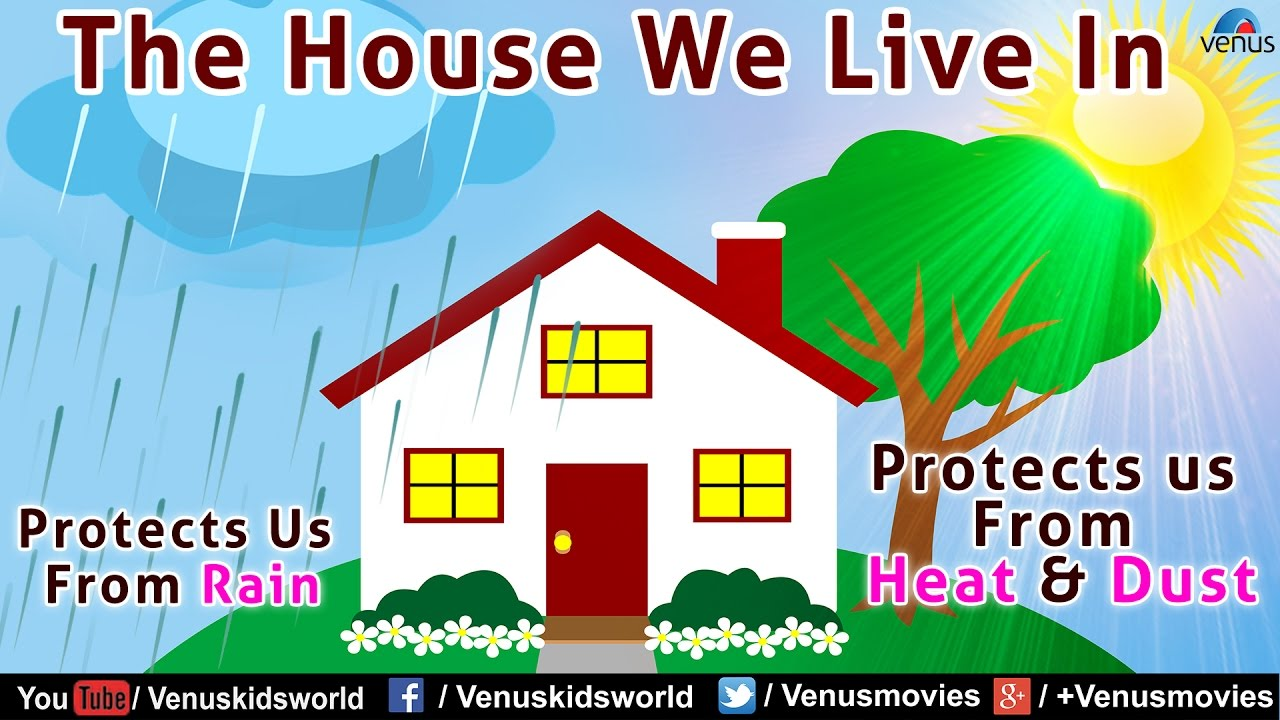 Our house parts of the house types uses youtube for Types of houses with pictures and definition