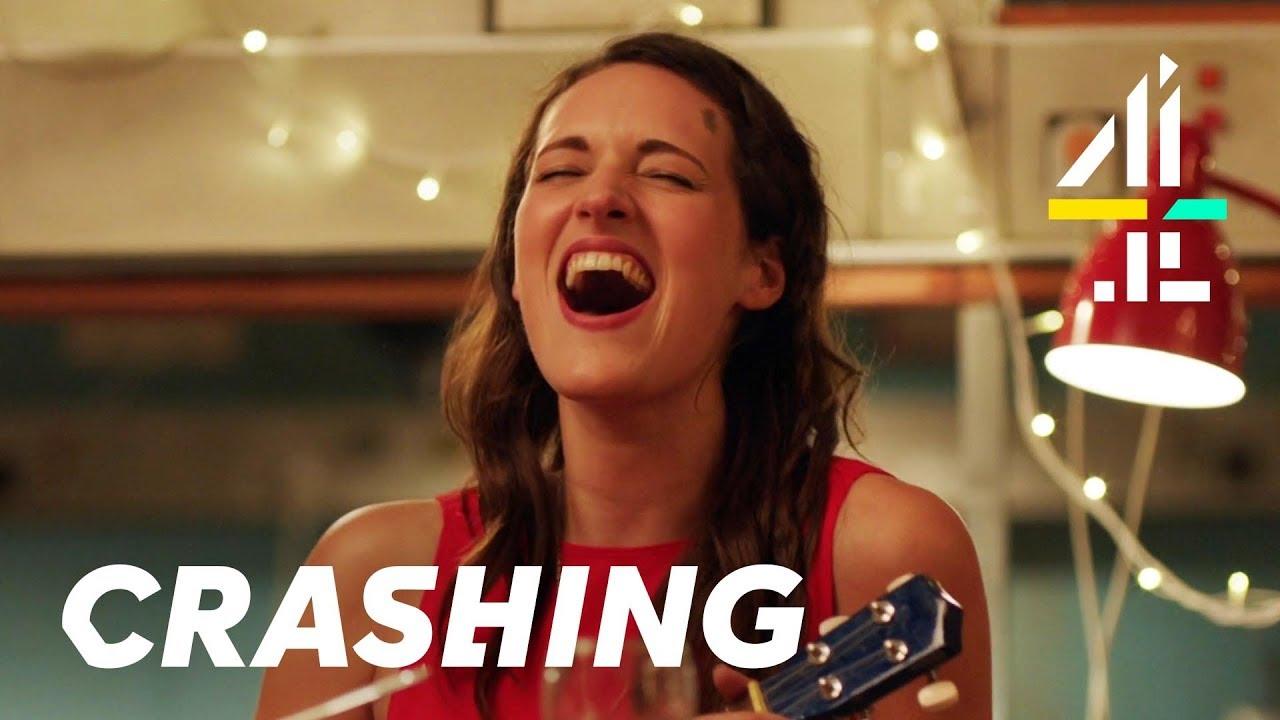 Download Phoebe Waller-Bridge's Funniest Scenes in Crashing! | Part 1