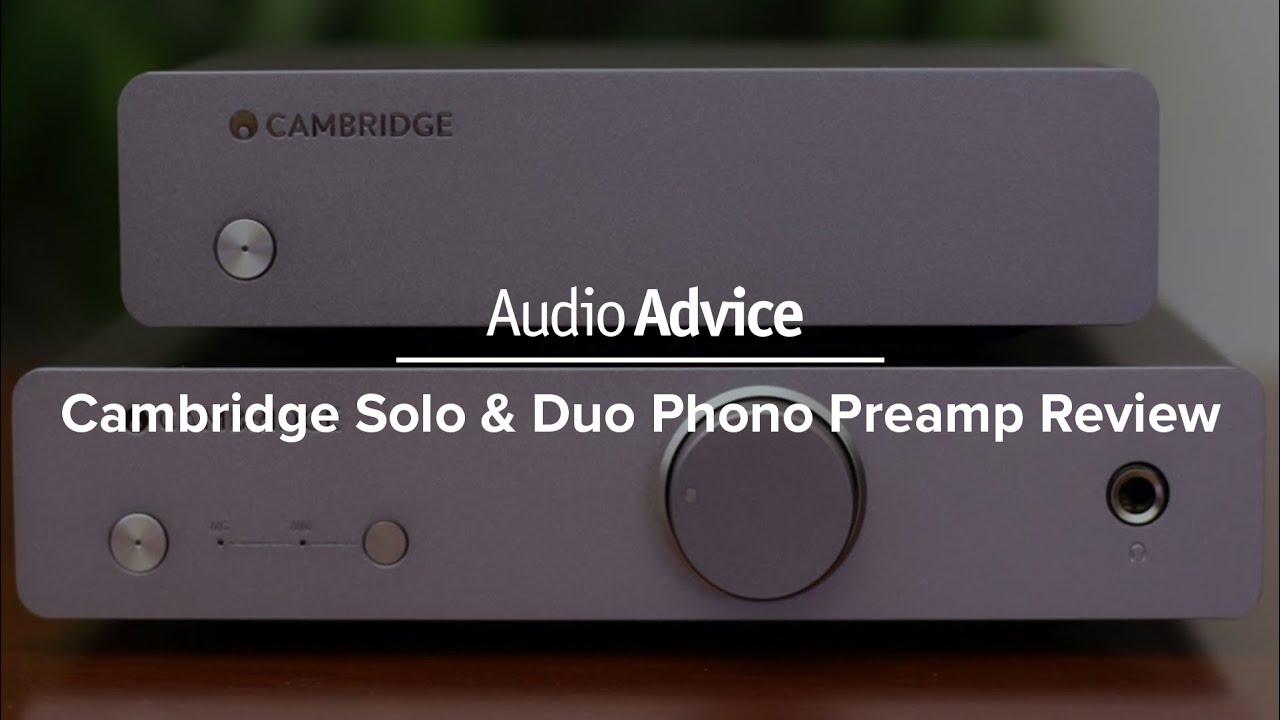 Cambridge Audio Solo Phono Preamplifier