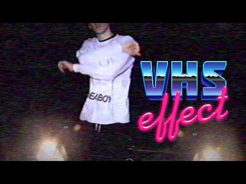 Photoshop: VHS ЭФФЕКТ