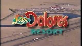 Lake Dolores / Rock A Hoola Water Park 1998 Commercial