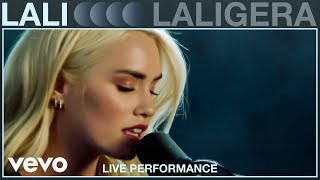 Lali - LALIGERA (Live Performance)   Vevo