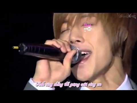 (Kara Vietsub) Because i'm stupid - Kim Hyun Joong