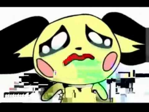 pichu crying youtube