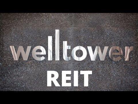 Welltower - фонд недвижимости, сфера здравоохранения (REIT). Оценка автора - 6*