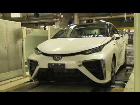 Mirai production line: inspection