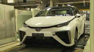 Making the Mirai: Quality Control and Inspection