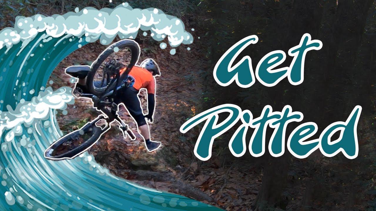 Leaf Surfing Insanity... on Bikes! // Mr Tonka