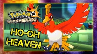 Pokemon Ultra Sun and Moon VGC 2019 Sun Series Battle - Ho-oh Heaven