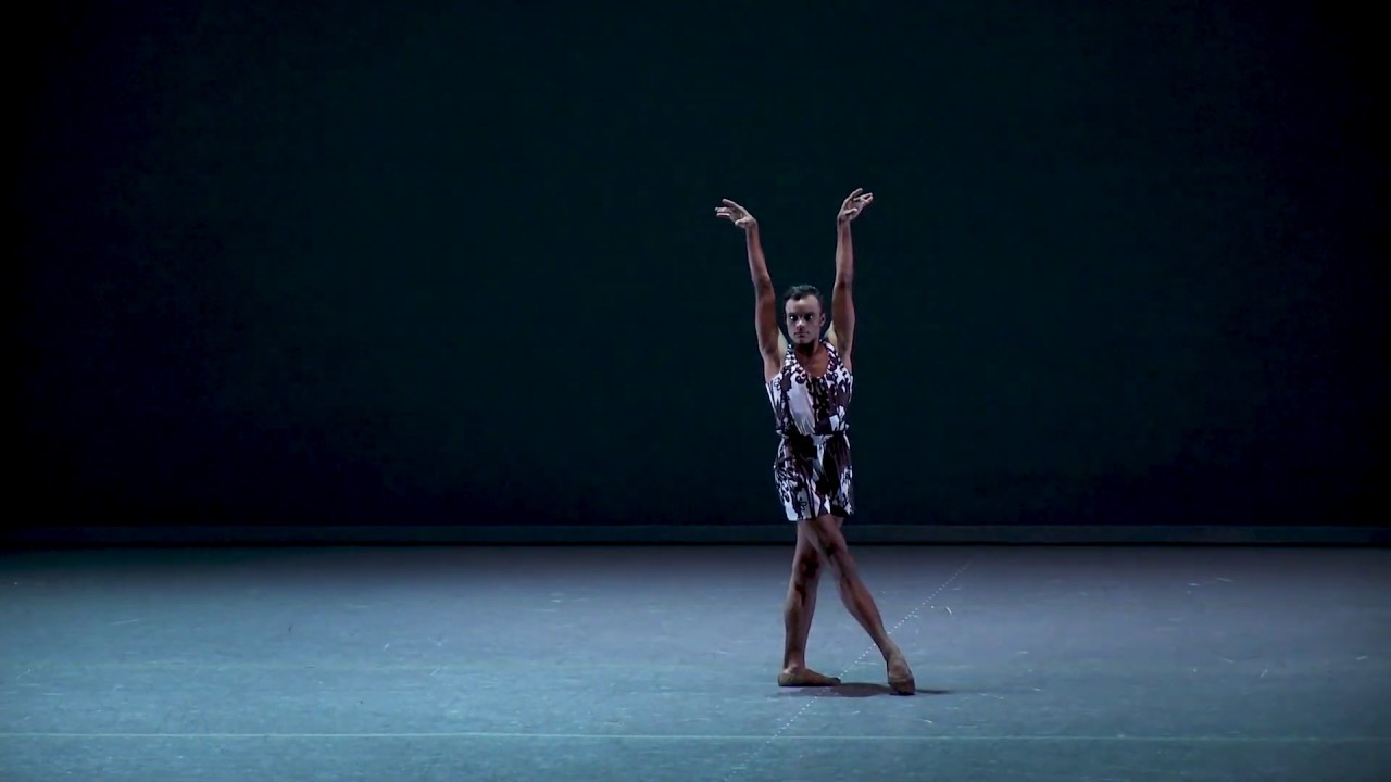 Anatomy of a Dance: Taylor Stanley on The Runaway