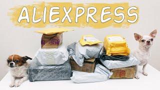 Розпакування посилок з Алиэкспресс! Що всередині?
