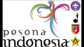 pesona indonesia lirik