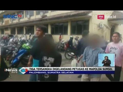Tiga Pelaku Pengeroyokan Anggota Brimob di Palembang Ditangkap, Dua Buron - LIS 01/01 Mp3
