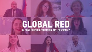 Global RED, Session #2 — July, 22, 2020